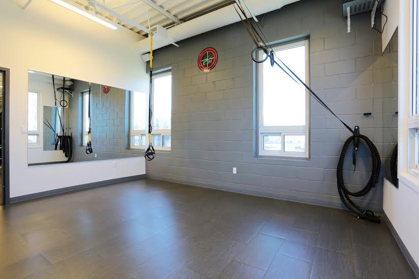 Forest City Fitness Classroom