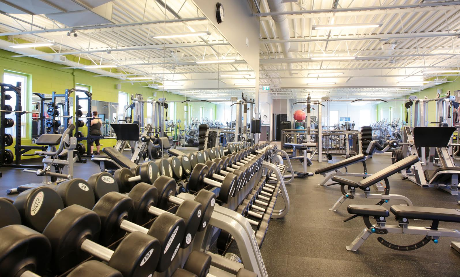 Forest City Fitness Gym