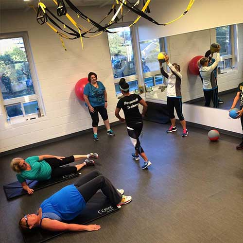 Fitness Club Boot Camp