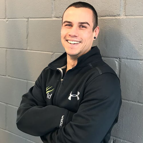Colin Vienneau Forest City Fitness Personal Trainer