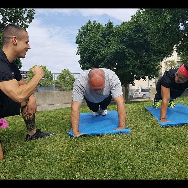 Community-Workout