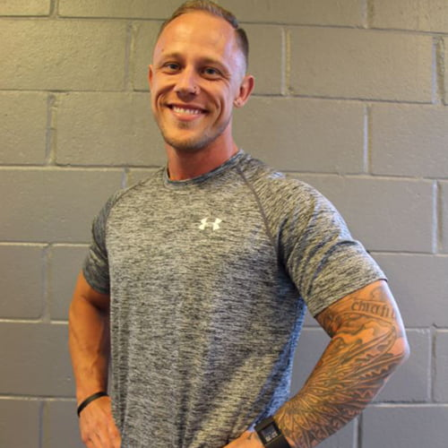 David Leek Profile Image - Personal Trainer for Forest City Fitness