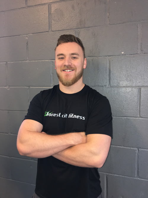 Rick Hunter Personal Trainer for Forest City Fitness