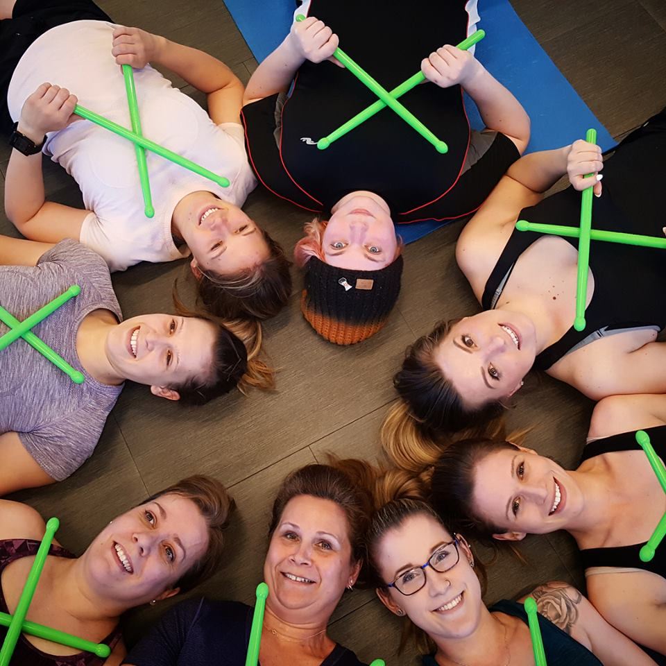 Pound Workout Forest City Fitness
