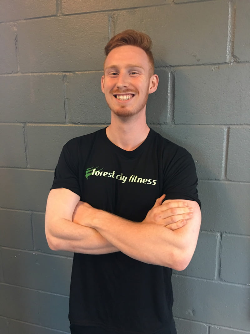 Kyle Clarke - London Ontario Personal Training Instructor for Fitness Classes