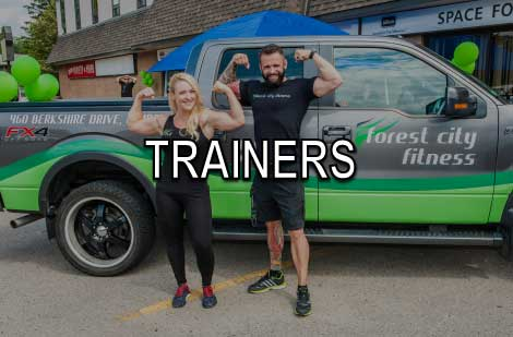 London Ontario Personal Trainers