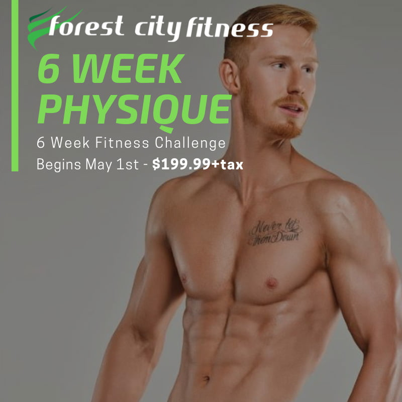 6 Week Promotion Forest City Fitness