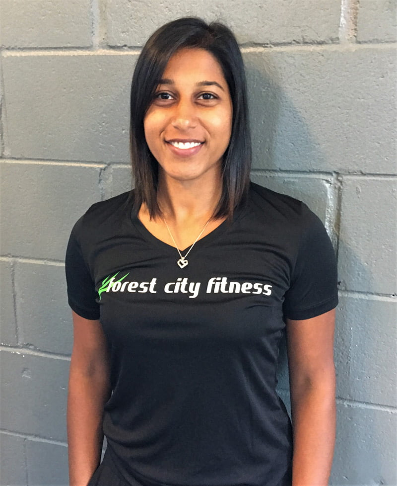 Jamie Mistry Profile Image - London Ontario Personal Training Instructor for Forest City Fitness