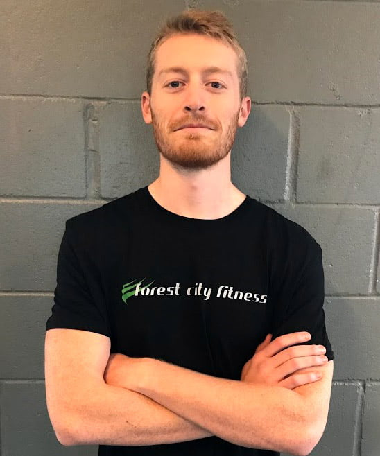 Emma Wozniak - London Ontario Personal Training Instructor for Forest City Fitness